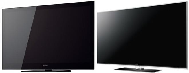Televisores 3D Sony y LG2 ¿Quiere un TV 3D? Le revelamos los 6 mitos de esta tecnología