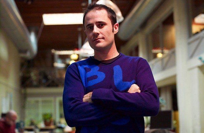 Evan Williams, fundador de Twitter. Foto: joi, via Flickr