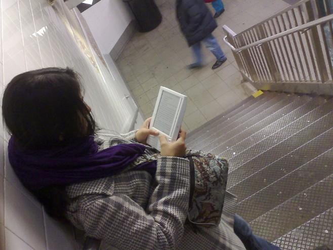 Con 9% del mercado, e-books sacuden la industria editorial