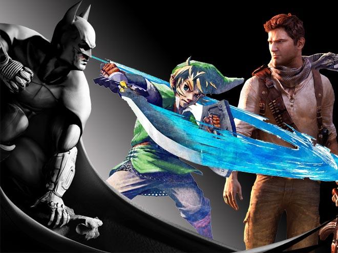 Los 5 juegos más esperados de 2011