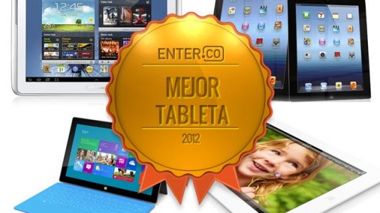 Premio a la tableta del año