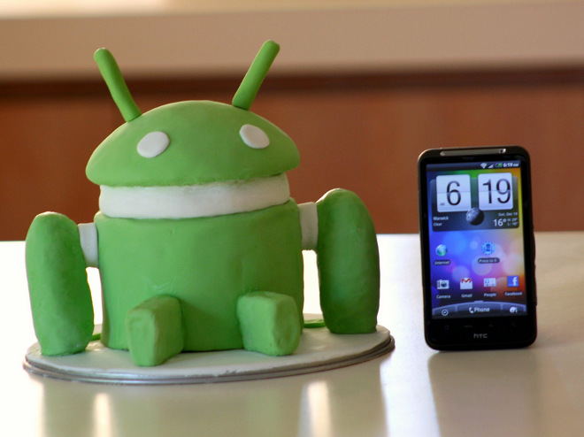 Troyano en Android