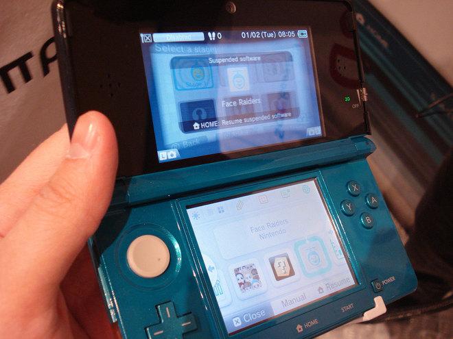 Nintendo 3DS se vende como pan caliente en Japón, pero ya fue hackeada
