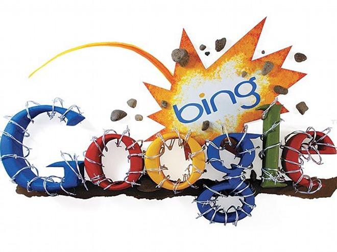 Bing desplazó a Yahoo! y es el segundo buscador más usado en el mundo