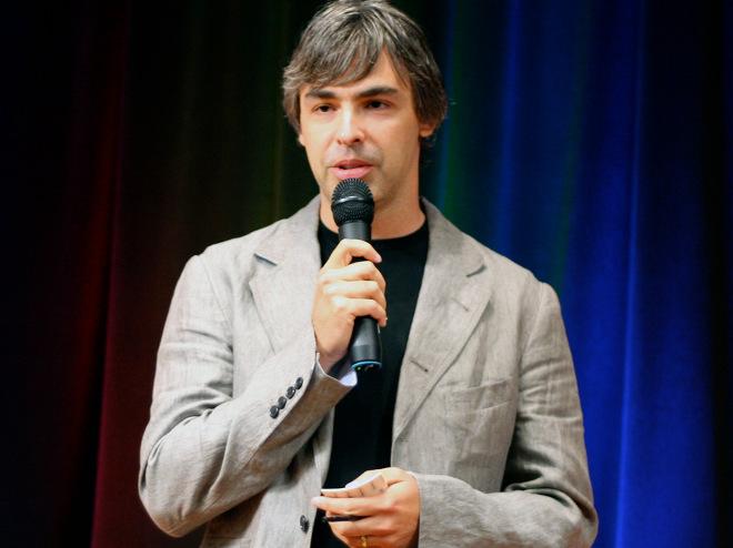 Perfil de Lawrence Edward 'Larry' Page, el nuevo presidente de Google