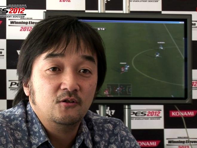 PES 2012, Konami comienza a reinventar su juego de fútbol