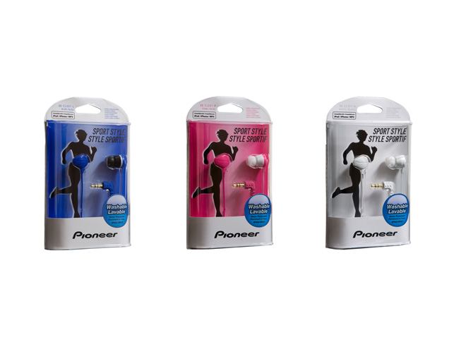 Haga ejercicio tranquilo con estos audífonos lavables