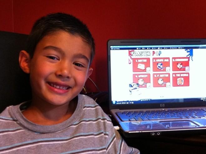 Un niño de 7 años desarrolló aplicación para iPhone y montó empresa