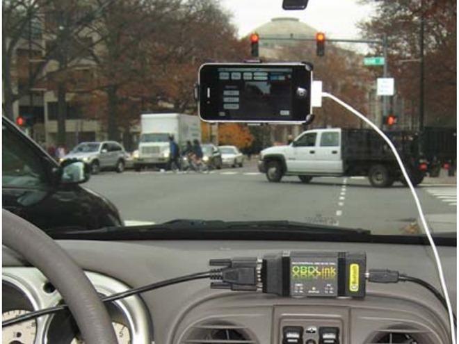 Aplicación para smartphones les ahorra a vehículos 20% del combustible