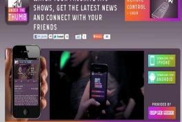 MTV UNDER THE THUMB