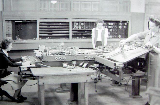 Mujeres del ENIAC