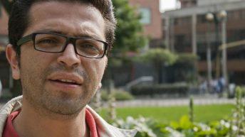 Camilo Andrés García Cortés, autor de 'Mucho Hacker'