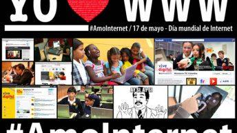 Campaña #AmoInternet