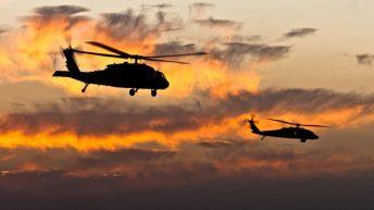 Helicópteros armada Estados Unidos