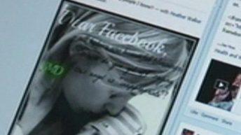 Bebé censurado por Facebook