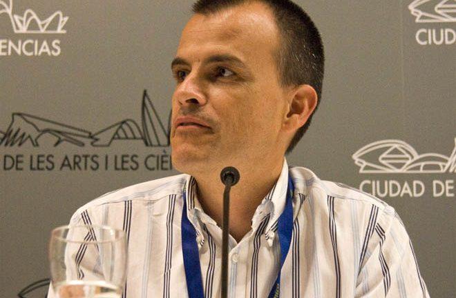 Pablo Antón, cofundador de Campus Party