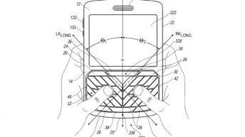 Patente teclado de RIM