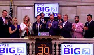 NYSE Big Startup