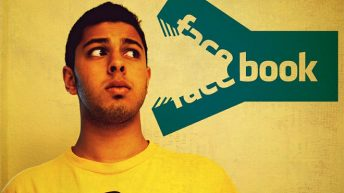 Salir de Facebook
