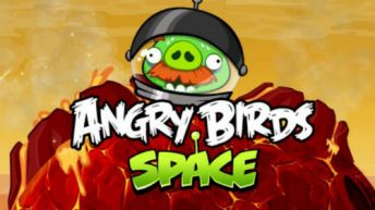 Angry Birds Space en Marte