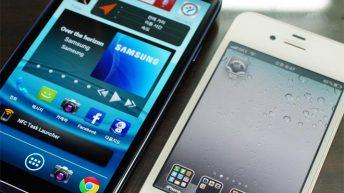 iPhone 4S vs. Samsung Galaxy S III