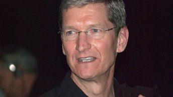 Tim Cook, presidente de Apple