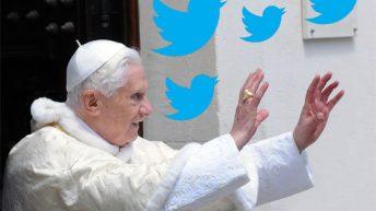 Papa en Twitter