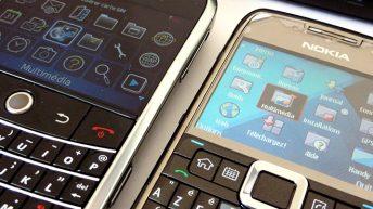 BlackBerry vs Nokia