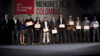 PremiosTR35 Colombia 2012