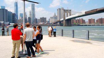 Urban Charger en Nueva York