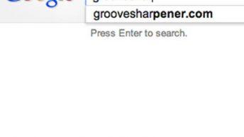 Grooveshark en Google
