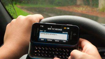 Manejar y usar el celular