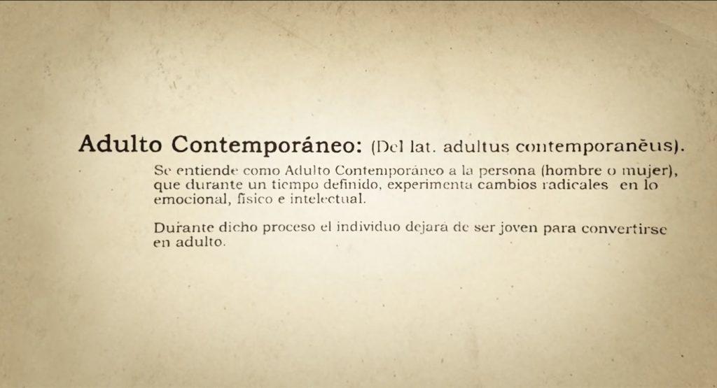 Definición de diccionario. Foto: A.C
