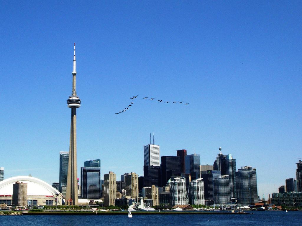 Toronto es una de las ciudades más inteligentes del mundo. Foto: Ken Doerr (vía Flickr).