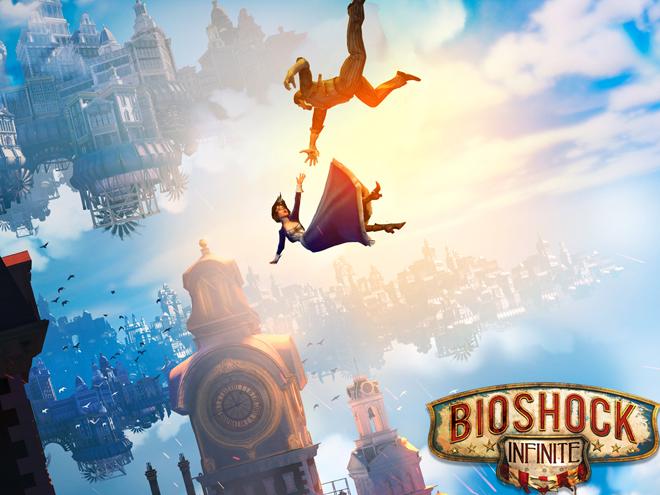 El mejor juego de 2013. Foto: Bioshock Infinite