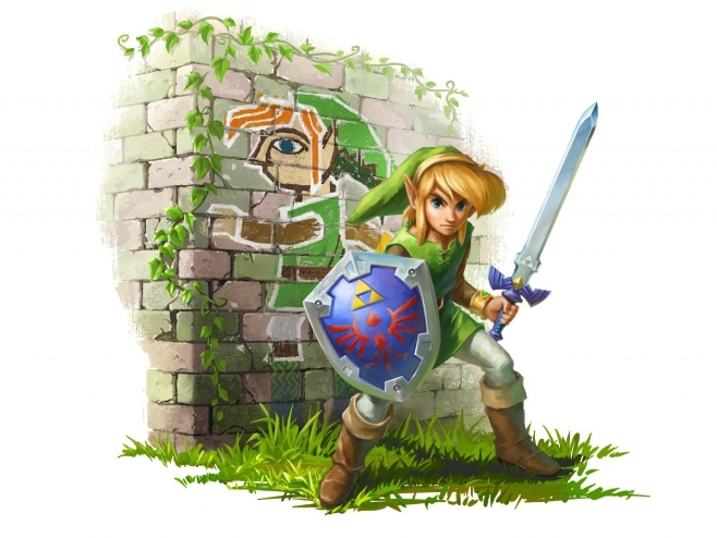 La perspectiva juega un papel fundamental. Imagen: Official Nintendo Magazine