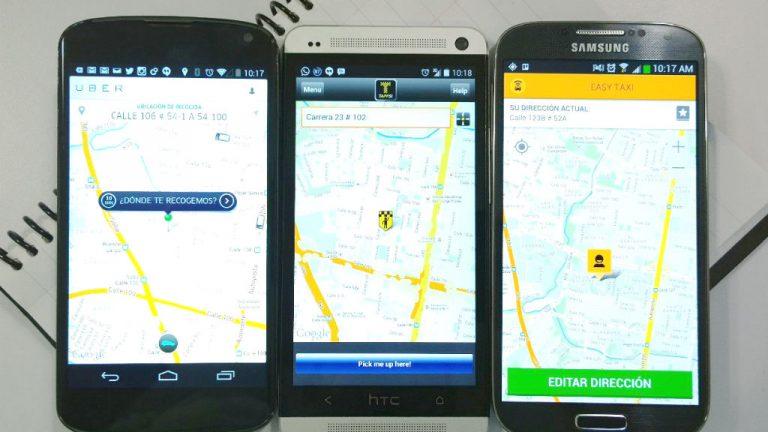 Apps para taxi