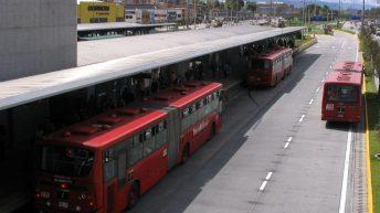 Portal Norte de TransMilenio