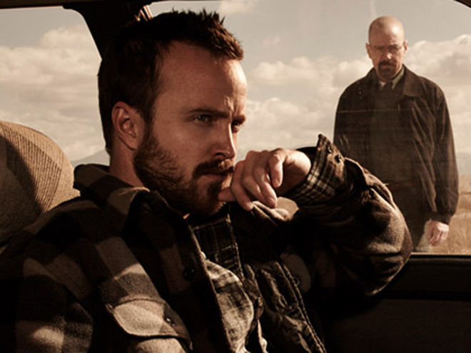 Brindemos por 'Breaking Bad'. Foto: AMC
