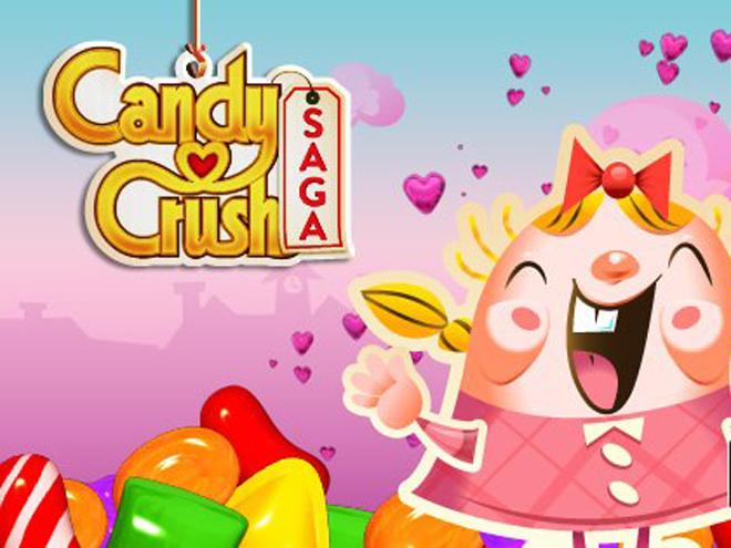 La adicción más dulce de internet. Foto: Candy Crush