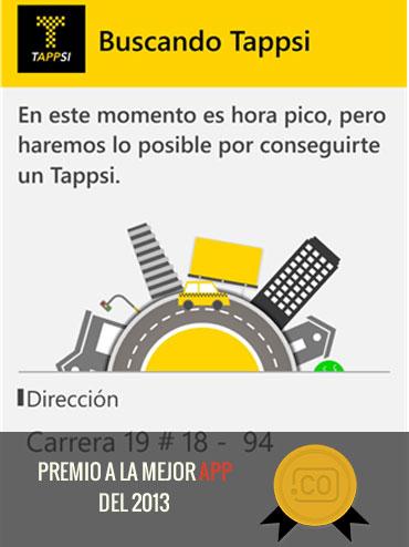 La app ganadora de 2013
