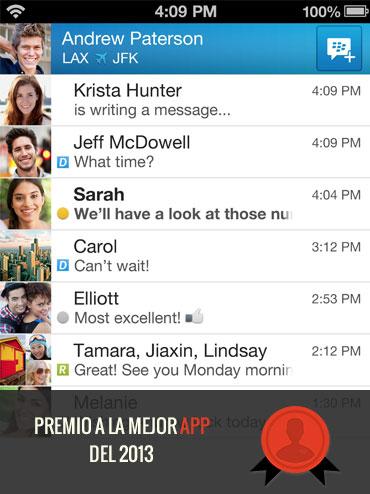La app ganadora para los usuarios