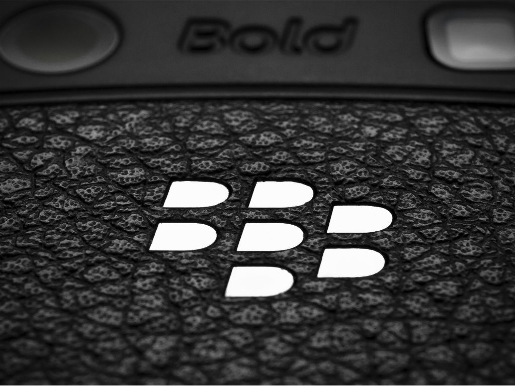 BlackBerry Bold.