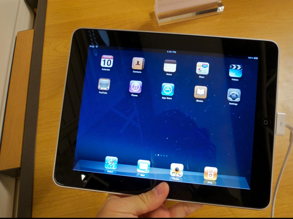 Adiós iPad2.