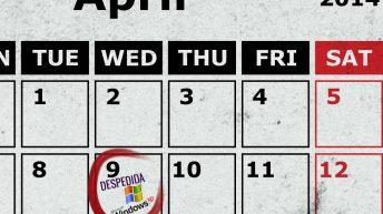 Muerte de Windows XP