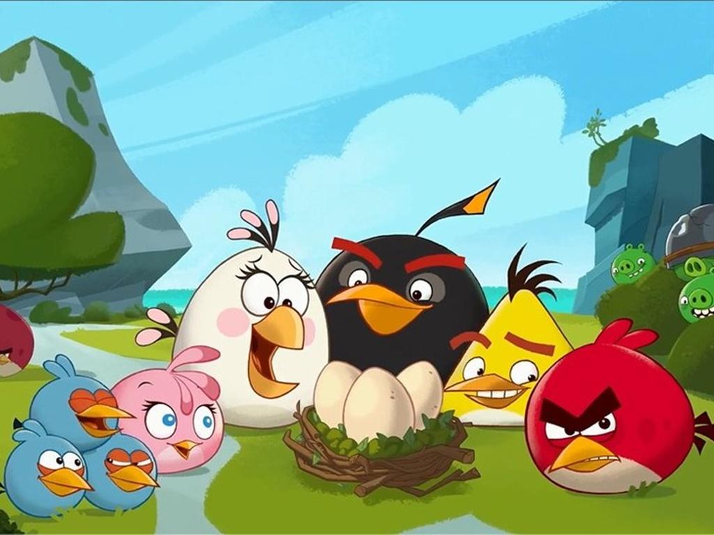 El éxito de Angry Birds no he generado suficientes ganancias a la compañía.