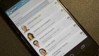 App elecciones 2014