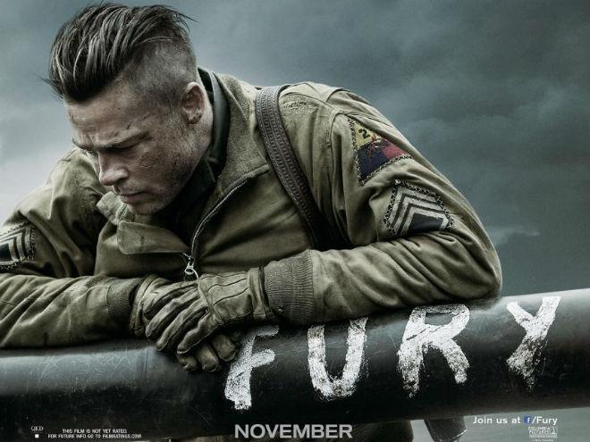 Brad Pitt Va A La Guerra En El Tráiler De Fury Su última Película Enter Co