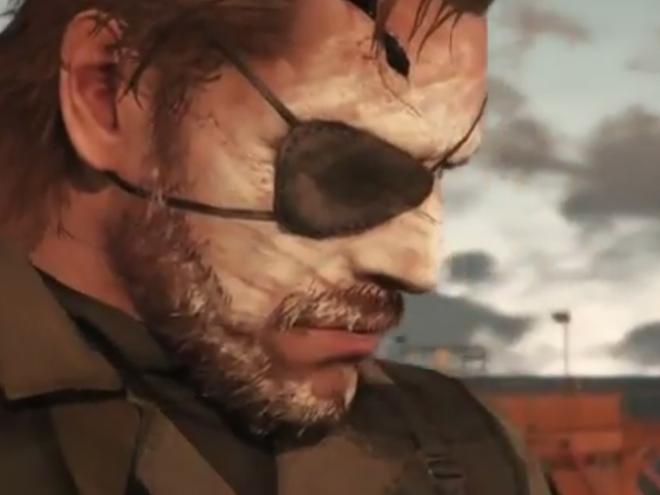 La ultima colaboración Kojima/Konami.