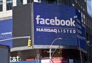 Facebook salió a la bolsa de Nueva York en mayo de 2012.